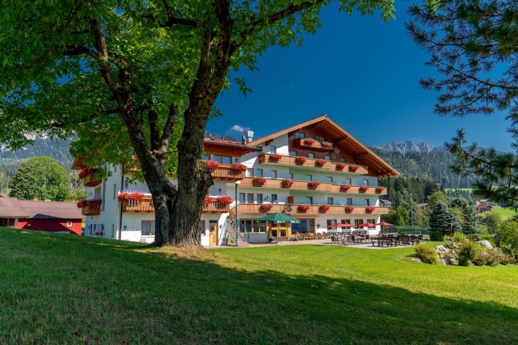 Garten Hotel Kielhuberhof