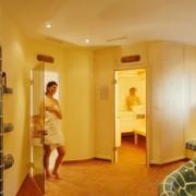 Wellnessbereich Hotel Kielhuberhof