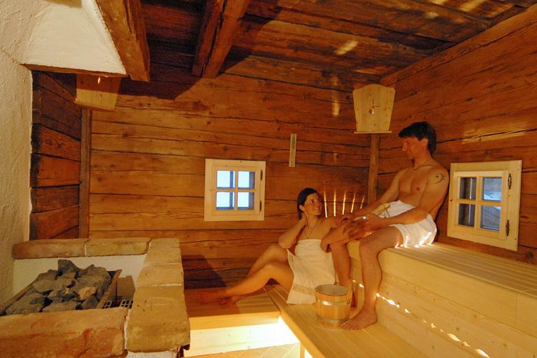 Sauna Hotel Kielhuberhof