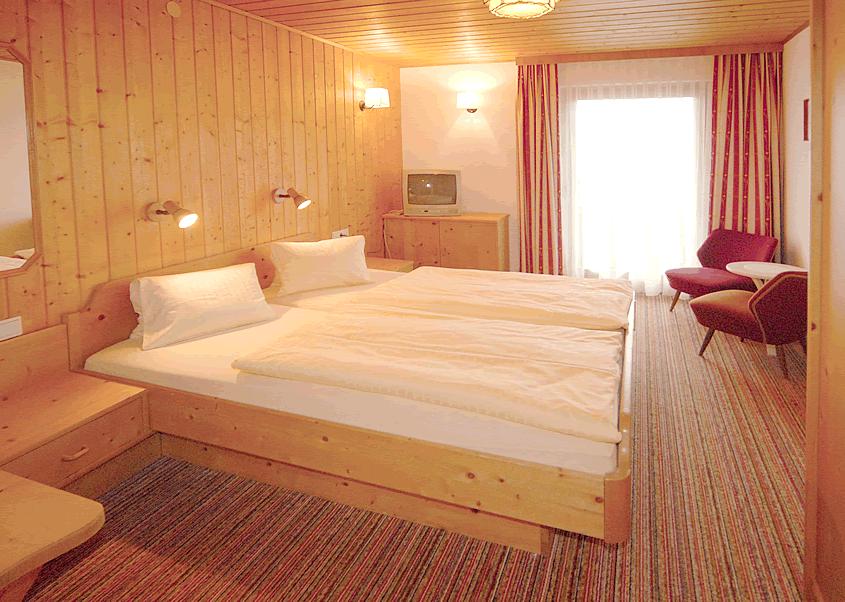 Doppelzimmer 19m2