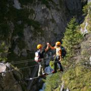 Klettersteig Hias Silberkar