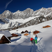 Winterwandern in Ramsau am Dachstein
