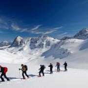 Winterurlaub Skitour in Schladming Dachstein