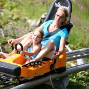Sommerrodeln Rittis Coaster Ramsau