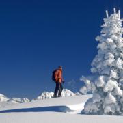 Winterurlaub Tourenski Schladming Dachstein