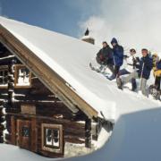 Schneeschuh-Wanderung Ramsau am Dachstein