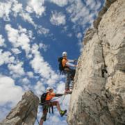 Klettern in Schladming Dachstein