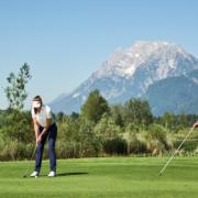Golf im Sommerurlaub