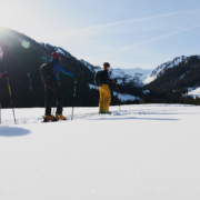 Baerneck - Skitouring im Winterurlaub