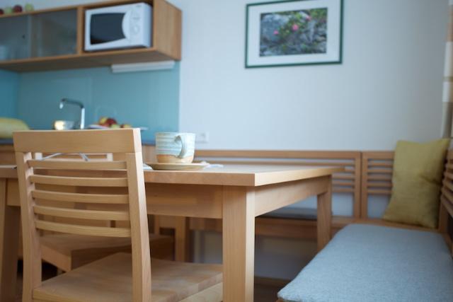 Küche Ferienwohnung Ameise Grüne Erde