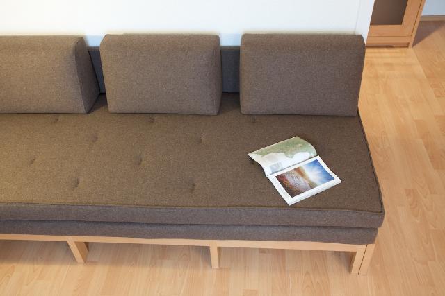 Sofa Grüne Erde Ferienwohnung Ameise