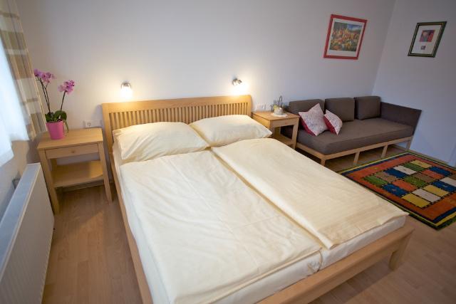 Schlafzimmer Ferienwohnung Ameise