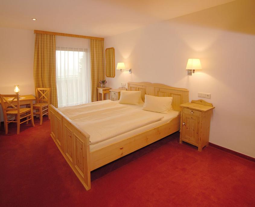 Schlafzimmer 45m2