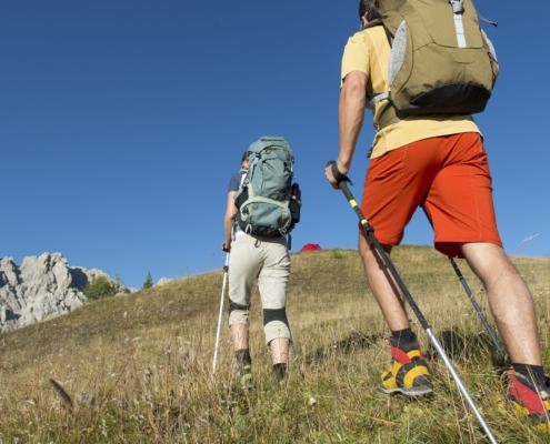 Wandern im Sommerurlaub in Schladming Dachstein