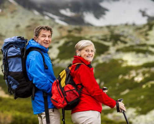 Sommerurlaub mit Wandern in Schladming Dachstein
