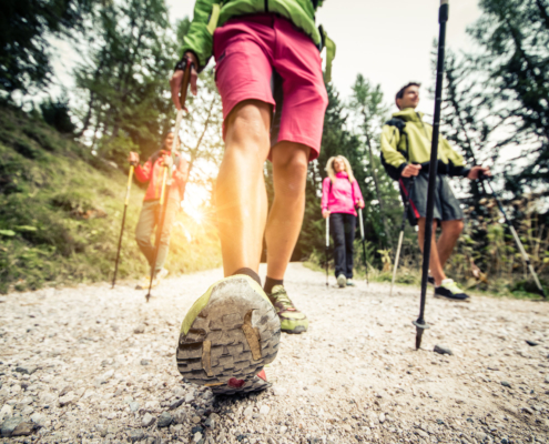 Nordic Walking in Schladming Dachstein