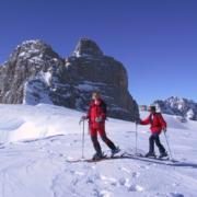 Skitour Dachsten Gletscher
