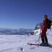 Ski mountaineering Schladming Dachstein