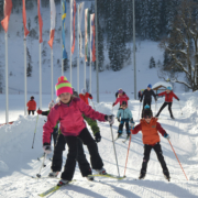 Kinder Langlaufpark Ramsau am Dachstein