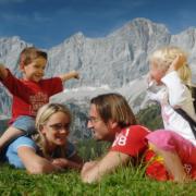 Familienurlaub in der Ramsau
